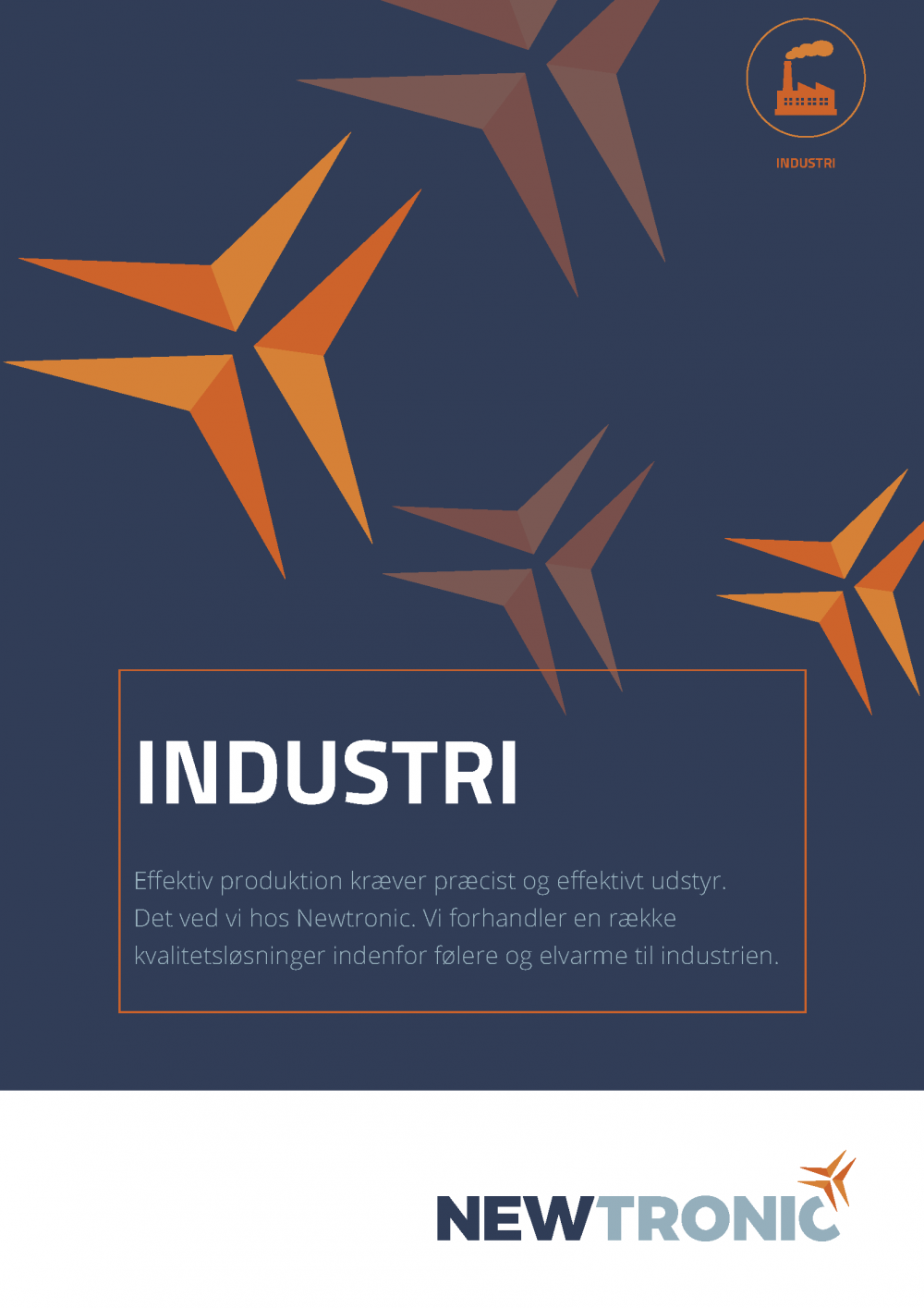Industri Newtronic brochure